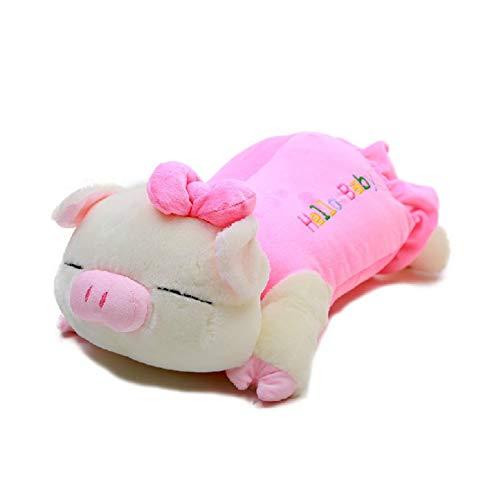 DWSM Sanshun Schwein Plüschtier Schwein Puppe Großes Warzenschwein 40Cm