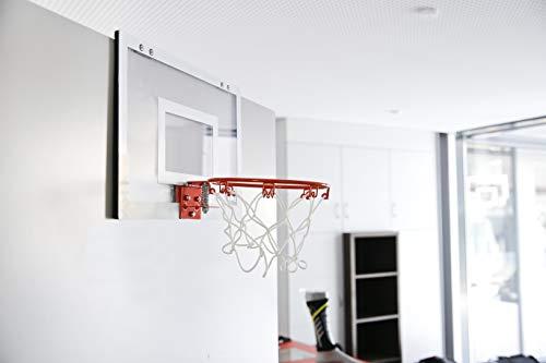Spalding Unisex- Erwachsene SLAM Jam Board (56-099CNR) Basketballbrett, Korb, schwarz, NOSIZE