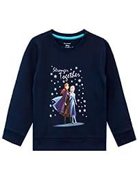 Disney Felpa per Ragazze Il Regno di Ghiaccio Frozen