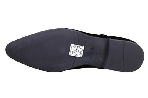 Goor - Chaussure Derbie G6828 1 Noir Noir