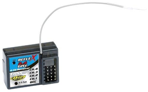 Preisvergleich Produktbild Carson 500501512 - Reflex Pro Empfänger 2,4 GHz