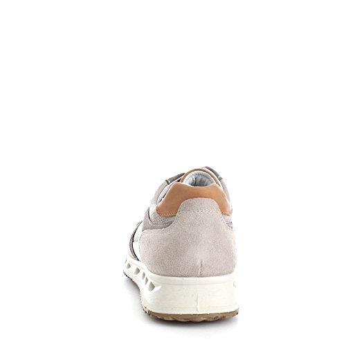 Igi&Co 7716100 Basket Homme Grey/Pearl