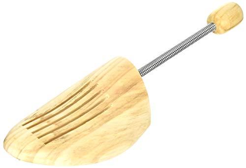 Blumtal Schuhspanner aus Echt-Holz - atmungsaktiv und offenporig, Schuhdehner für Damen und Herren, braun (38/39-5 Paar)