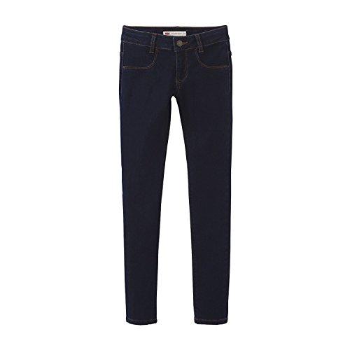 Levi's Kids Mädchen Jeans Pant Nos 710, Blau (Sodalite Blue 46), 152 (Herstellergröße: 12A) -