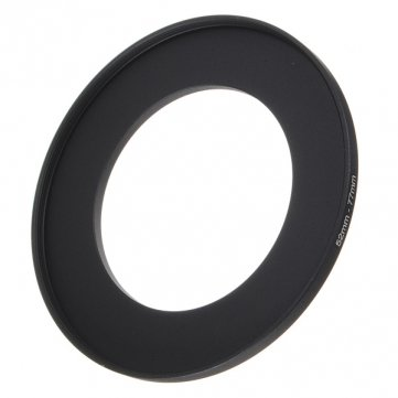 52mm - 77mm Step Up Filter-Ring 52-77 mm Stepping Adapter -