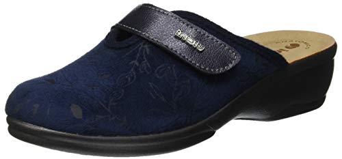 inblu Betulla, Pantofole Aperte sul Retro Donna, (Blu 92_004), 35 EU