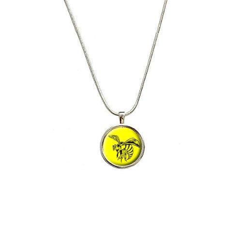 biene-wespe-hornisse-anhnger-mit-kette-sterling-silber-vergoldet