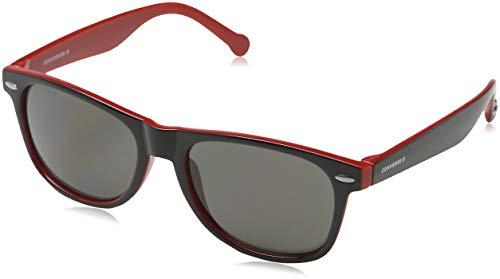 Converse Herren SCO081Q Sonnenbrille, Mehrfarbig (Blue Red)