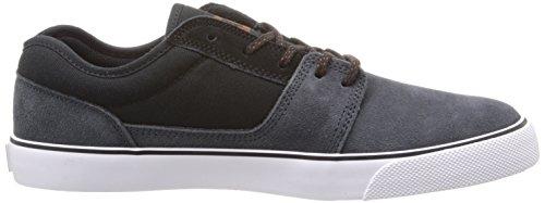 DC Shoes Tonik, Baskets mode homme Multicolore - Mehrfarbig (BLACK/GREY/BLACK-XKSK)