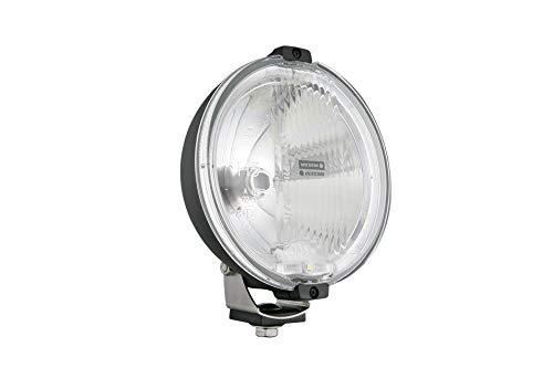 Preisvergleich Produktbild Rund Fernscheinwerfer,  Zusatzscheinwerfer ø183 mm mit 24V LED Ring Positionslicht