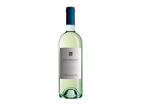 6 bottiglie x 0.75 l - Costamolino, Argiolas. Vermentino di Sardegna Doc