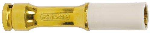 KSTools 515.2041 Douille à Chocs Revêtement Abs Extra Longue 19 mm Jaune