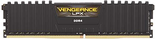 Corsair Vengeance LPX 16GB (2x8GB) DDR4 3000MHz C16 XMP 2.0 High Performance Desktop Arbeitsspeicher Kit, schwarz - Performance-desktop-speicher