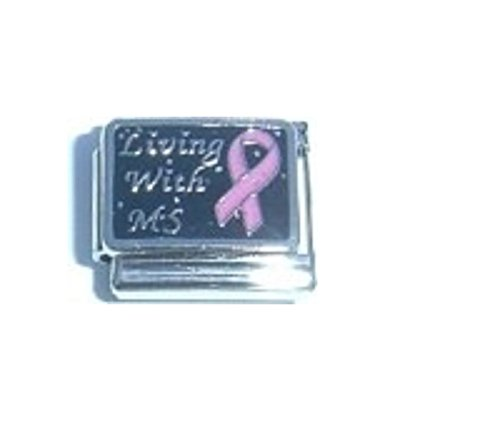 living-with-ms-with-ribbon-enamel-9mm-italian-charm-will-fit-zoppini-talexia-boxing-and-nomination-s