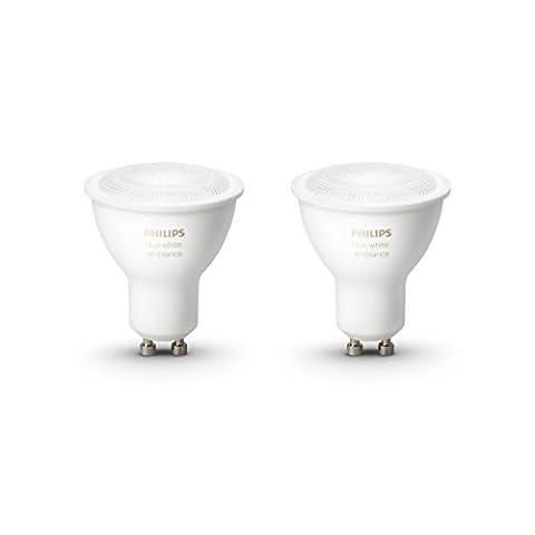 Philips Hue White ambiance Pack de deux