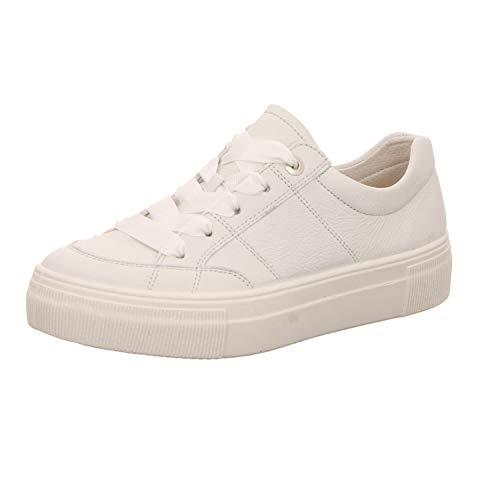 Legero Damen Lima Sneaker Weiß (White) 10, 41 EU
