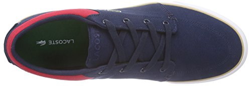 Lacoste Bayliss 116 2 bleu, baskets mode homme Bleu
