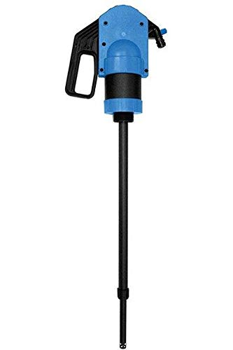Samoa-Hallbauer Profi-Handpumpe HP-05/25-200 AdBlue; leichte Fasspumpe; gebogener Fassadapter;...