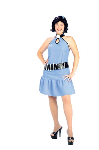 Von Flintstones Betty Kostüm - Flintstones Damen Kostüm Betty Geröllheimer 42 bis 46