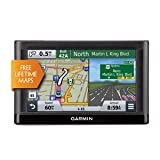 Garmin Nuvi 55LM GPS Navigation System with Lifetime Maps (Black)