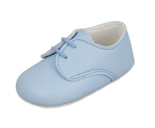 Chaussures de bébé/nourrisson de 0 à 18 mois Différentes couleurs Bleu - Blu (Azzurro)