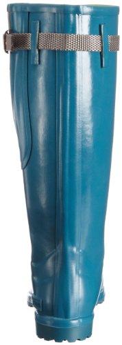 Novesta Missy, Bottes de Pluie femme Turquoise - Ocean