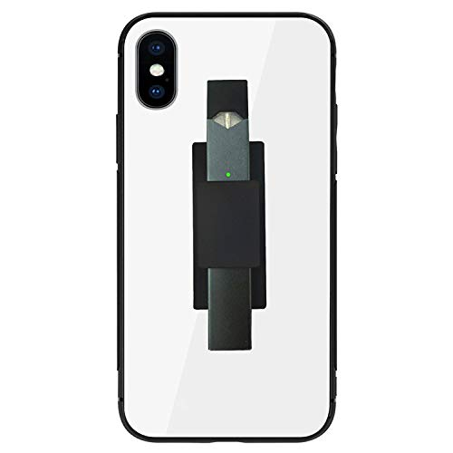 ORIN Cell Phone Holder for JUUL, Anti-Slip Silicone Sticker Cover Sleeve  Wrap Gel Fits JUUL(Black)
