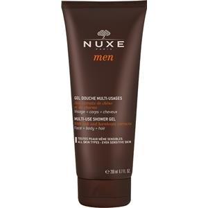 2 X Douche (Nuxe Men gel douche multi-usages 2x200 ml)