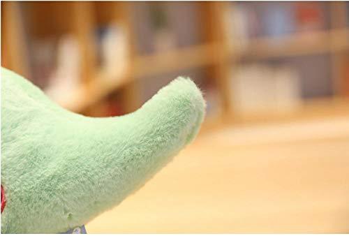 Fuyuhan dinosauro colorato giocattoli peluche cartoon doug dragon carino bambole di pezza per bambini bambini regalo di compleanno ragazzi 38 centimetri