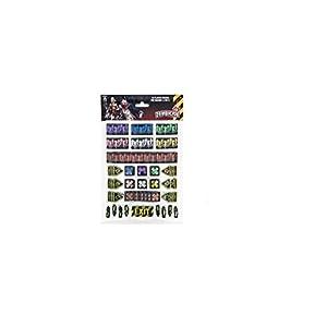 Edge Entertainment- Zombicide: Fichas y marcadores de plástico, Color (EECMZC45)