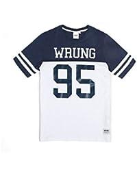 T-shirt Wrung Beast bleu marine