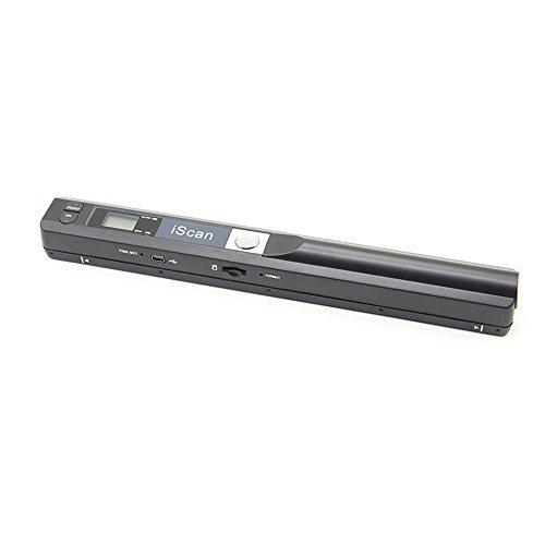 tragbar Scanner 900DPI A4 Dokumentenscanner Handscanner Stift (Digital-stift-scanner)