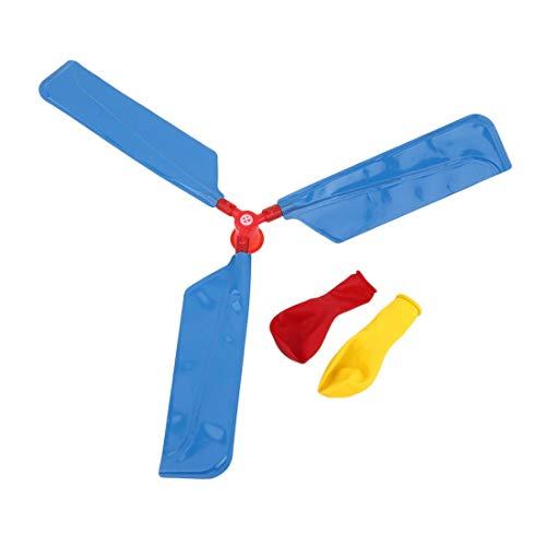 Ballon Hubschrauber Umwelt Kreative Spielzeug Ballon Flugzeug Propeller Kinder Traditionelle Klassische Fliegen Spielzeug
