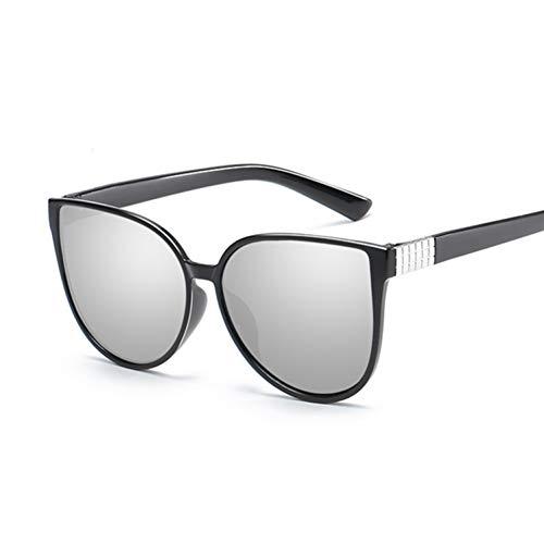 Kjwsbb Damen-Katzenauge-Sonnenbrille-Frauen-Marken-kleineSonnenbrilleweiblich