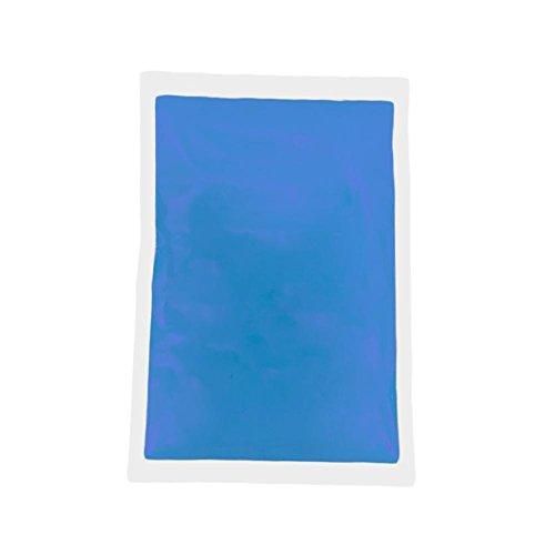 Biback Super brillante fluorescente polvo DIY Star botella especial luminoso polvo Premium fosforescente brilla en la oscuridad pigmentos DIY pigmento, color azul