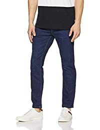 Amazon Brand - Inkast Denim Co. Men's Slim Tapered Fit Stretchable Jeans