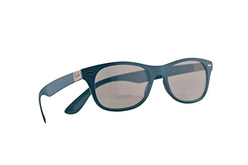 Ray-Ban RX7032 Brillen 50-17-145 Oil Mit Demonstrationsgläsern 5436 RB7032 RB 7032 RX 7032