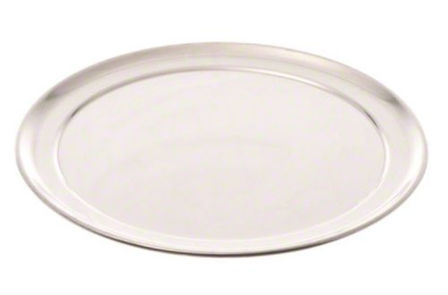 American Metalcraft TP10 TP Series 18-Guage Aluminum Standard Weight Wide Rim Pizza Pan, 10-Inch by American Metalcraft American Metalcraft, Inc Wide Rim Pizza Pan