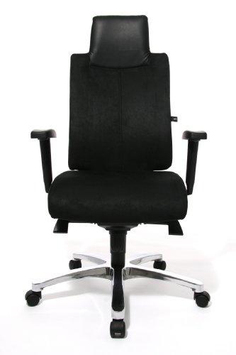 Topstar SC69TTA0 Chefsessel Sitness Chief 100 inklusive Armlehnen, Bezug schwarz thumbnail