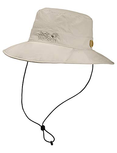 Jack Wolfskin Supplex MESH HAT Hut, Light Sand, M