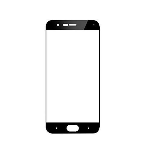 XIAOMI Mi Note 3 Protector Pantalla - 9H Dureza Alta Definición Pantalla Completa 2,5D Arc Borde Redondeado Cobertura Vidrio Templado Película Protectora para XIAOMI Mi Note 3 - Negro
