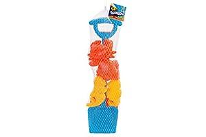 Globo Toys Globo 36779 - Juego de Playa de Verano con Pala y 4 moldes