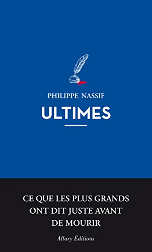 Ultimes (French Edition)