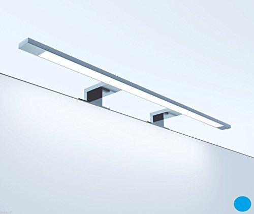 LED Badleuchte Spiegelleuchte chrom warmweiss / neutralweiss 230V