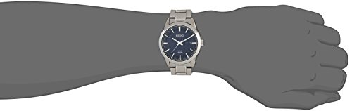 Seiko Men's Analogue Watch with Stainless Steel Bracelet – SNE361P1