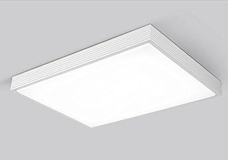 KHSKX DeckenleuchteLED Decke Lampe Rechteckige Minimalistischen Wohnzimmer Dimmer Schlafzimmer Beleuchtung Idee Esszimmer Lampen Zu Studieren Und