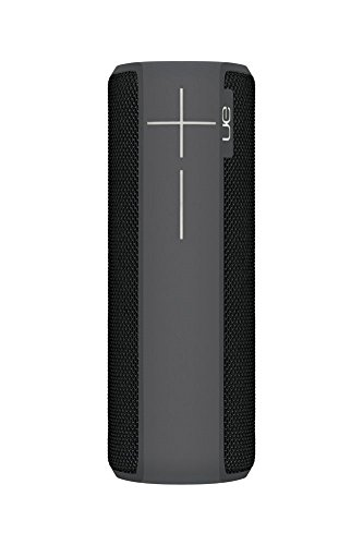 UE BOOM 2 Altoparlante Bluetooth, Impermeabile, Resistente Agli Urti, Ossidiana