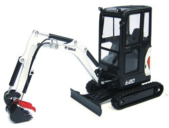 uh8098-bobcat-e20-eu-version-cabine-echelle-1-25-universal-hobbies-neuf