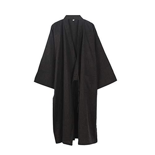 Fancy Pumpkin Kimono japonés Robe Long Yukata Pijamas-TAMAÑO