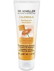 Dr. Scheller Calendula Handbalsam für raue und spröde Hände, 6er Pack (6 x 75 ml)